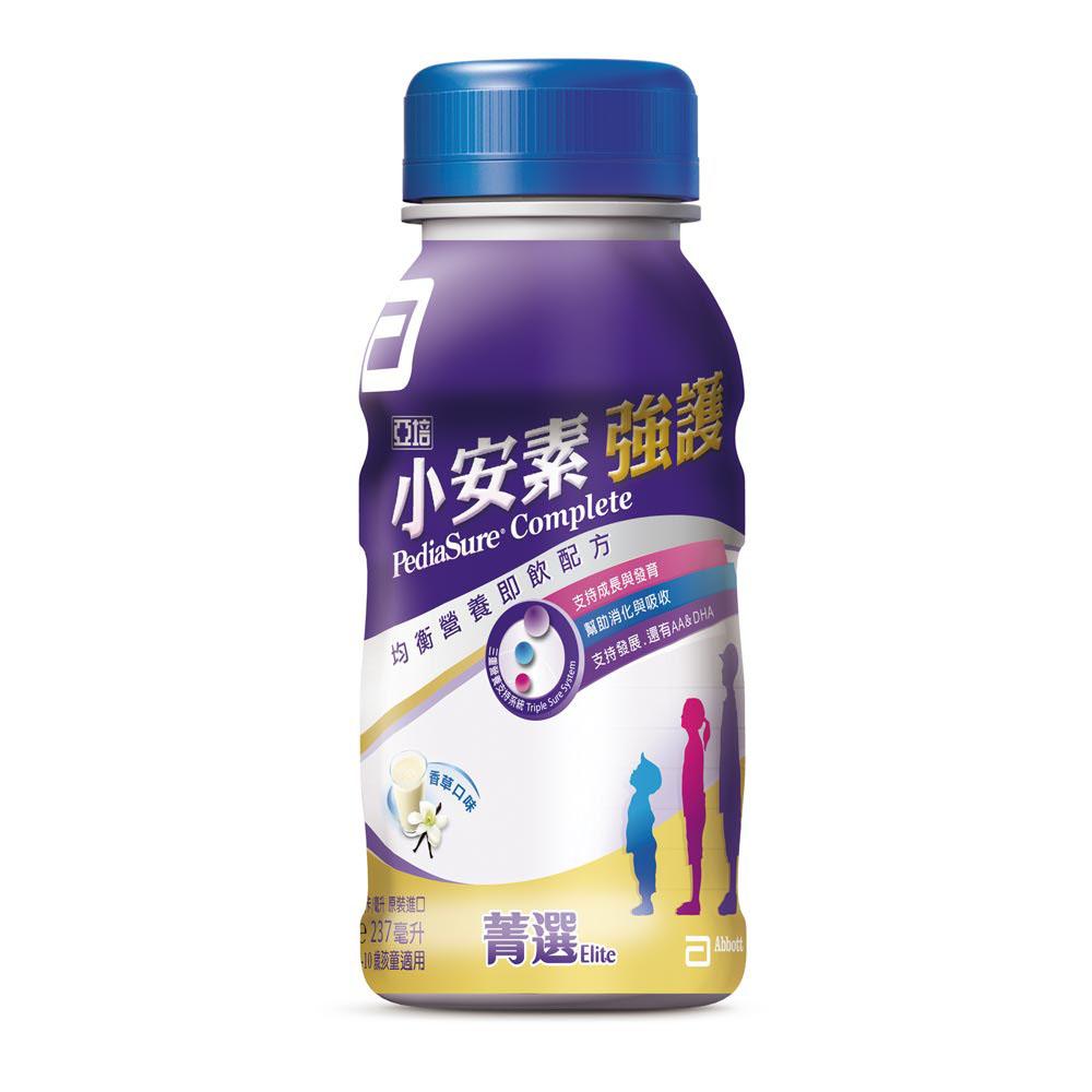 亞培 小安素強護均衡營養即飲配方(237ml x24入)