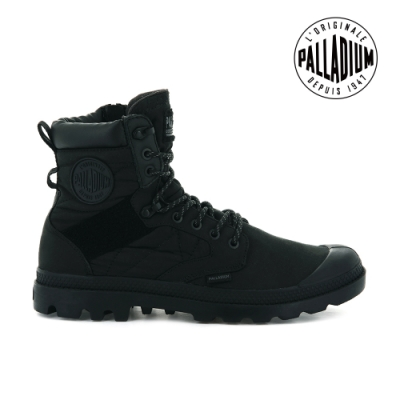 PALLADIUM TACTICAL SOLDIER TX經典軍靴-男-黑