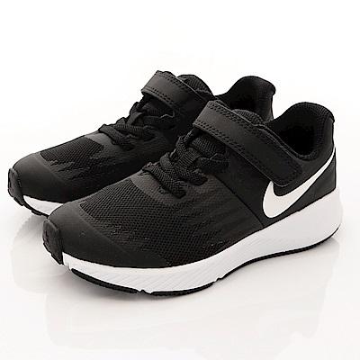 NIKE 針織休閒鞋款 NI21443-001黑(中小童段)