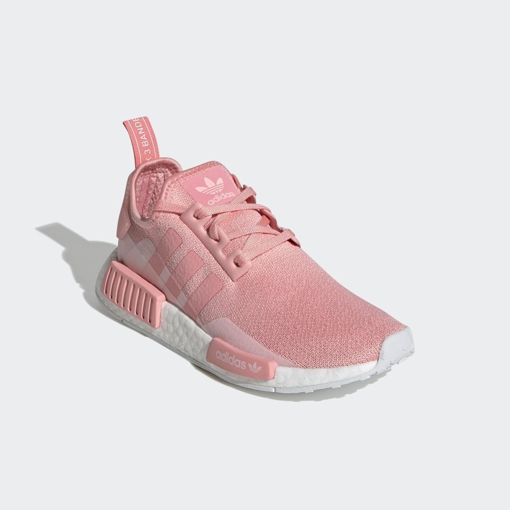 adidas NMD_R1 經典鞋 男童/女童 EG7925