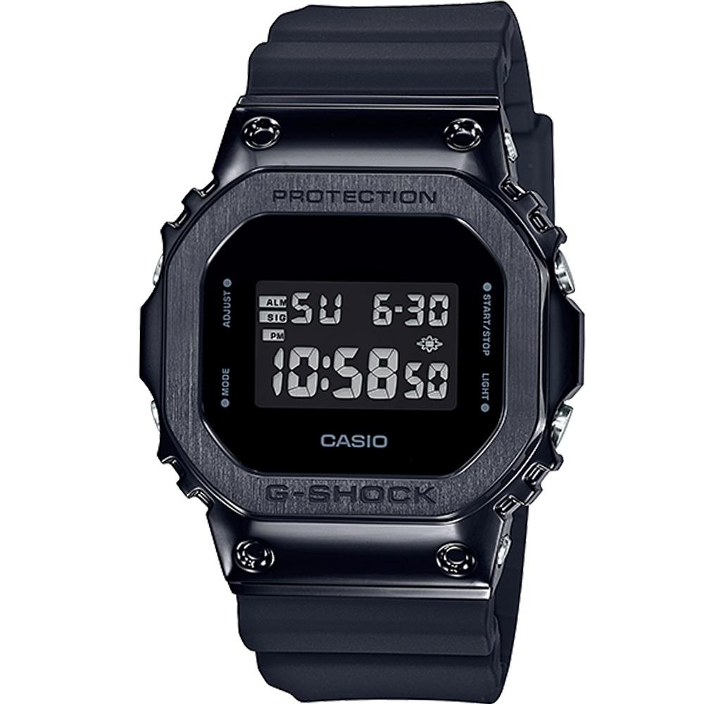 G-SHOCK 強悍經典運動錶(GM-5600B-1)