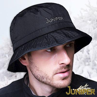 JUNIPER 保暖防潑水吸濕排汗刷毛絨護耳高頂帽