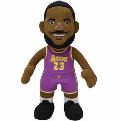 NBA Q版娃娃 湖人隊 LeBron James