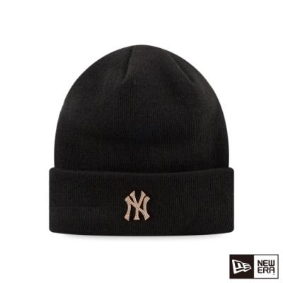 NEW ERA 毛帽 MINI 萊因石 洋基 黑