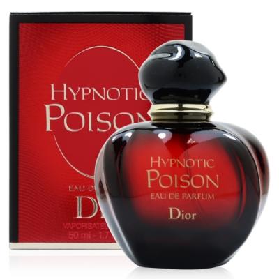 DIOR 迪奧 HYPNOTIC POISON 紅毒藥淡香精 50ml
