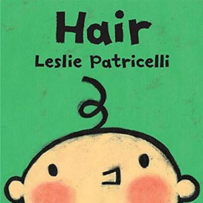 Hair 我的頭髮硬頁書(美國版)