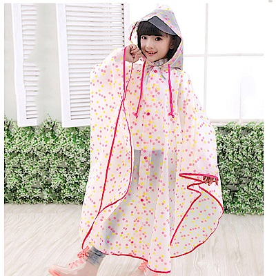 baby童衣 兒童透明雨衣環保雨衣大童雨衣 88071