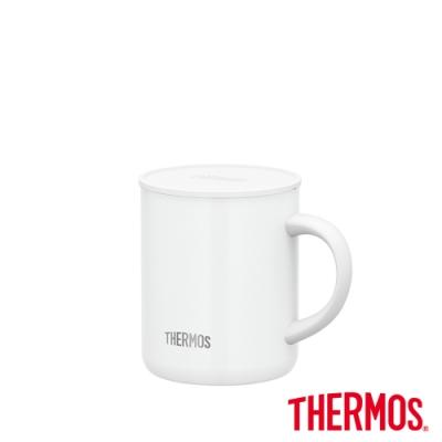 THERMOS膳魔師不鏽鋼真空杯0.35L(JDG-350C-WH)