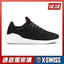 K-SWISS District輕量訓練鞋-女-黑/紅