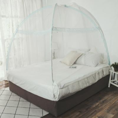絲薇諾  蒙古包蚊帳-有底雙開門式 雙人/加大均價 [限時下殺]