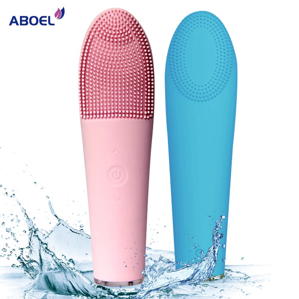 【ABOEL】聲波熱能雙效溫感按摩洗臉機 (ABB620)