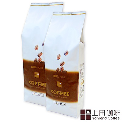 上田 曼特寧咖啡豆(兩磅/900g)