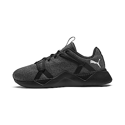 PUMA-InciteKnitWn s女性有氧運動鞋-黑色