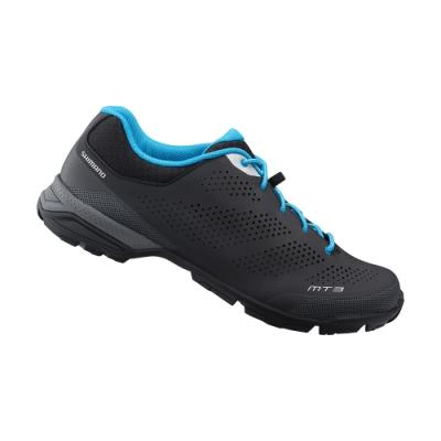 【SHIMANO】MT3 男性多用途/旅行車鞋 黑色