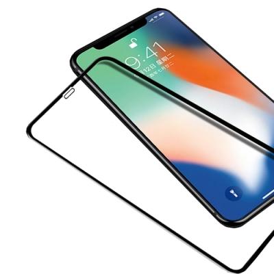 iPhone 11Pro X Xs 5.8吋 11D冷雕曲面滿版全覆蓋 鋼化玻璃膜保護貼