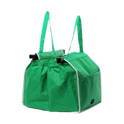 E.dot 環保大容量超市推車手提購物袋