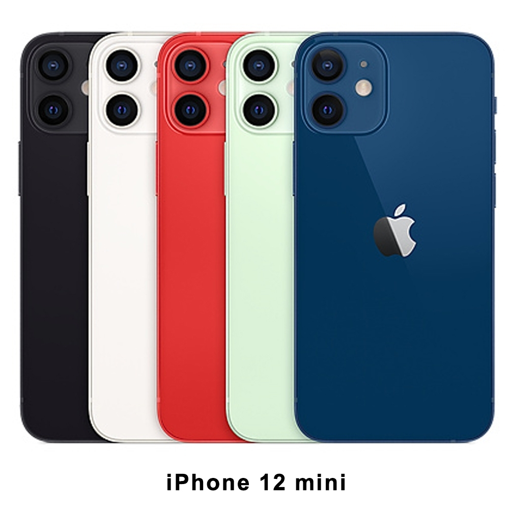 Apple iPhone 12 mini 128G 5.4吋 5G 智慧手機 product image 1