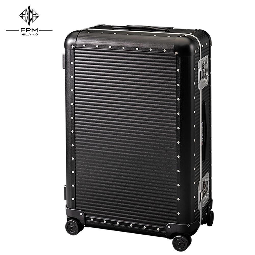 FPM MILANO BANK Caviar Black系列 30吋行李箱 松露黑