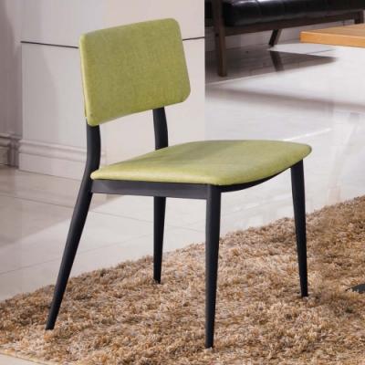 Boden-喬爾工業風餐椅/單椅(兩色可選)