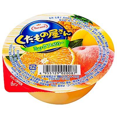 TARAMI達樂美 水果屋果凍-綜合水果口味(160gx12入)