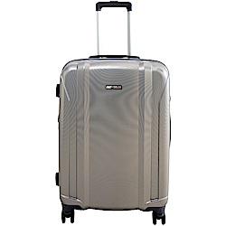 ALAIN DELON 亞蘭德倫 24吋星燦旅者系列行李箱(灰)