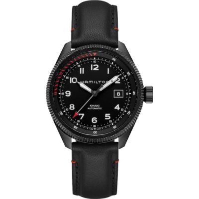 Hamilton KHAKI AVIATION限量機械腕錶H76695733-42mm