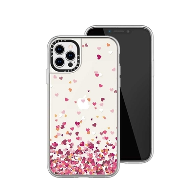Casetify iPhone 12/12 Pro 輕量耐衝擊保護殼-朵朵的愛