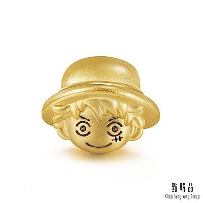 點睛品 Charme 航海王One Piece 海賊王魯夫 黃金串珠