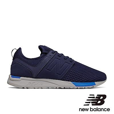 New Balance 復古鞋 MRL247KN 中性 藍