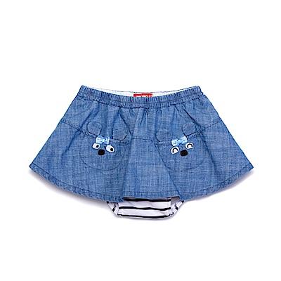 WHY AND 1/2 mini 牛仔短裙(內小褲) 1Y~4Y