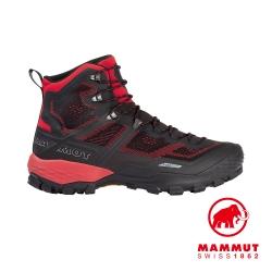 【Mammut】Ducan High GTX 高筒登山鞋 黑/辛辣紅 #3030-03470