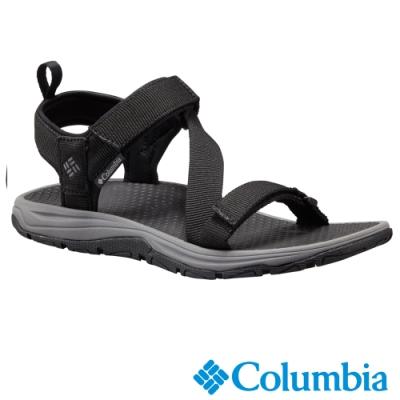 Columbia 哥倫比亞 男款-涼鞋 -黑色 UBM45300BK