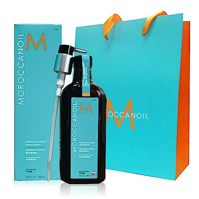 MOROCCANOIL 摩洛哥優油護髮油 200ml 一般型(附精美提袋)
