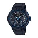 CASIO卡西歐 G-SHOCK 碳纖維錶圈 GST-B200X-1A2_49.2mm