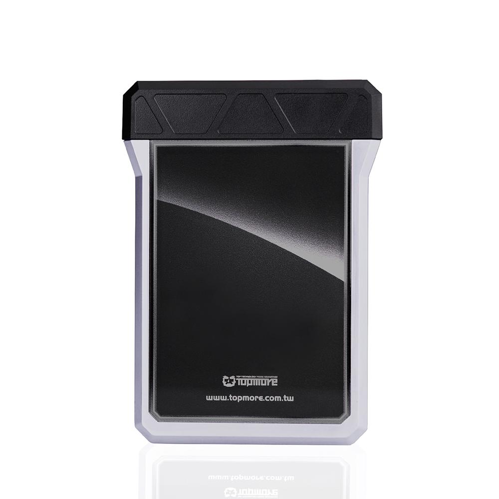 達墨TOPMORE Enclosure Kit 2.5硬碟外接盒