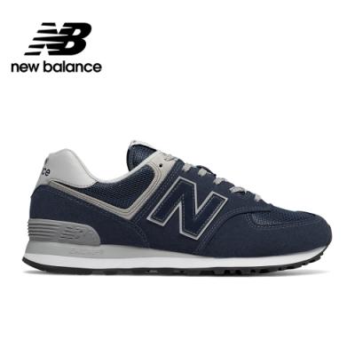 New Balance  復古鞋_中性_深藍_ML574EGN-D楦