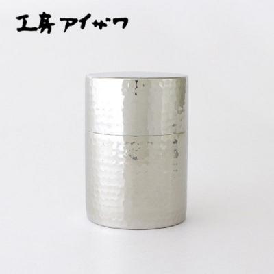 日本製 AIZAWA/相澤工房 精巧茶筒400ML