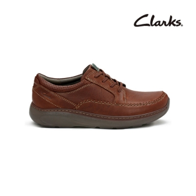 Clarks   摩登經典   Charton Vibe   男鞋  咖啡色   CLM14994SC20