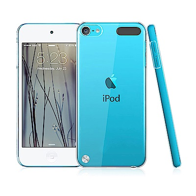 QinD Apple iPod Touch 7/6 水晶保護殼
