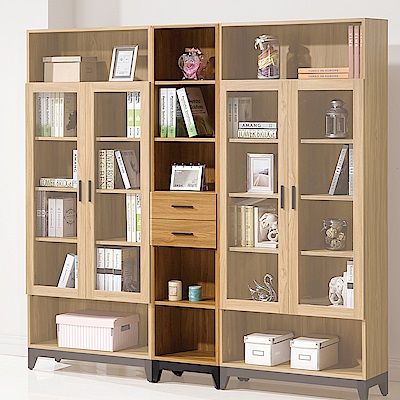 H&D 優植1.3尺開放式書櫃