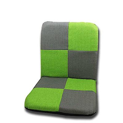 Gloria 方塊 舒適輕巧防潑水和室椅 灰綠