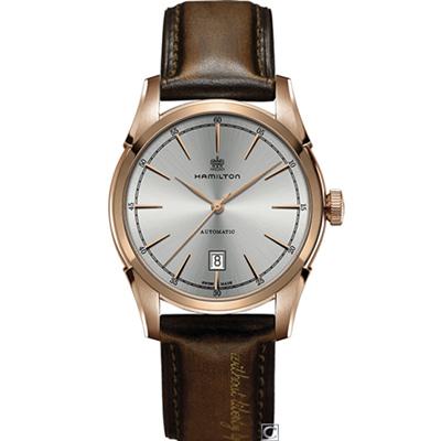 Hamilton 美國經典自由精神機械錶(H42445551)42mm
