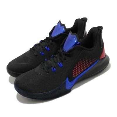 Nike 籃球鞋 Mamba Fury EP 運動 男鞋 明星款 避震 包覆 XDR外底 球鞋 黑 藍 CK2088004