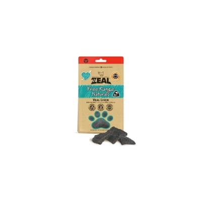 ZEAL真致天然風乾零食-牛肝125g (ZE-AD-0356)