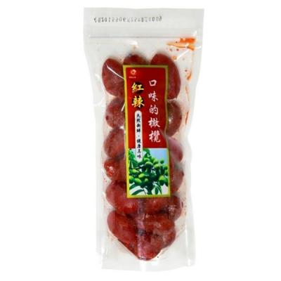 巧益 辣味橄欖 (390g)