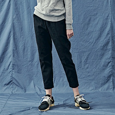 CACO-201復古小腳褲-情侶款-女【RNA069】