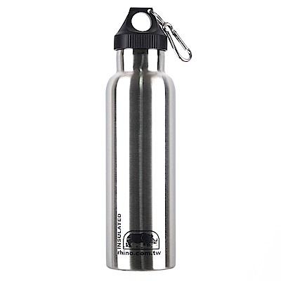 犀牛RHINO Vacuum Bottle雙層不鏽鋼保溫水壺600ml