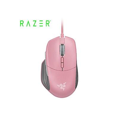 雷蛇 巴塞利斯蛇粉晶版 電競滑鼠(RZ01-02330200-R3M1)