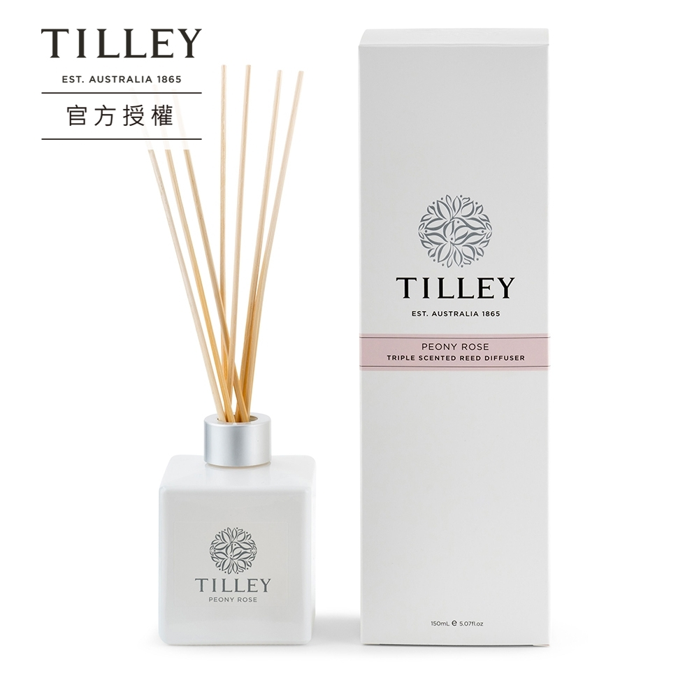 【Tilley 百年特莉】經典擴香150ml/入(共7款可任選)