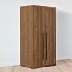 D&T 德泰傢俱 DINO清水模風格2.7尺單吊衣櫃-80x57x202cm product thumbnail 1